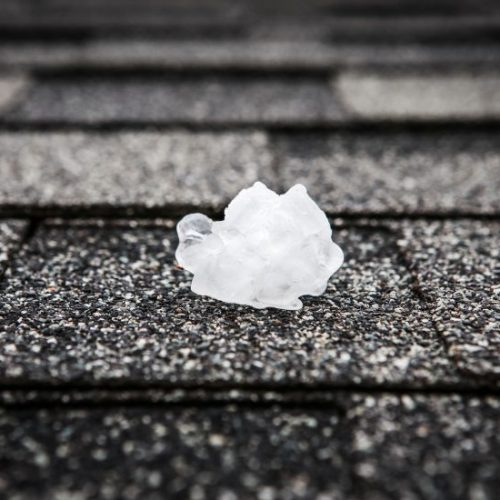 What you should Look for when Detecting Hail Damage on Shingles