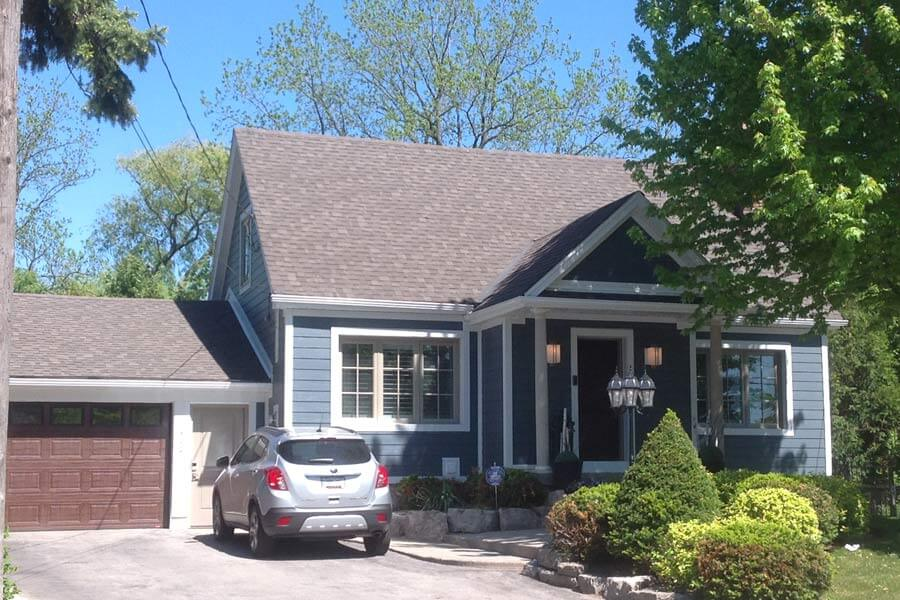 Siding Installation In Kitchener D Angelo Amp Sons