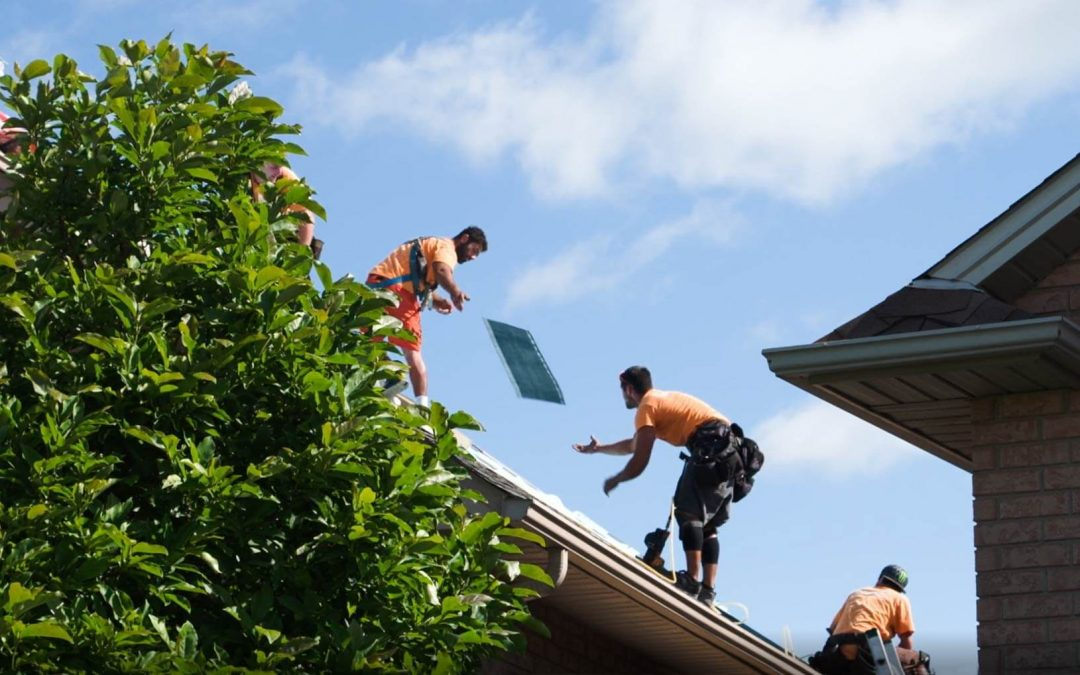 Is it Time to Repair your Shingle Roofing? Here are 5 Ways to Tell