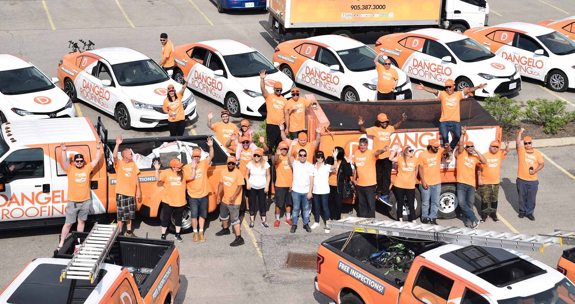 Hamilton Roofing Company D Angelo Amp Sons Roofing