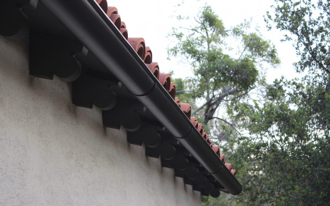 Tips to Repair or Eaves Troughs and Gutters
