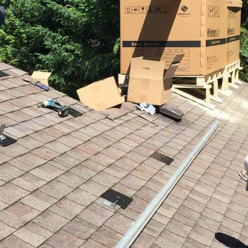 Is It Okay to Attach Accessories to a Shingle Roof?