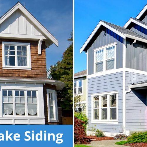 Cedar Shake Siding VS Vinyl Siding
