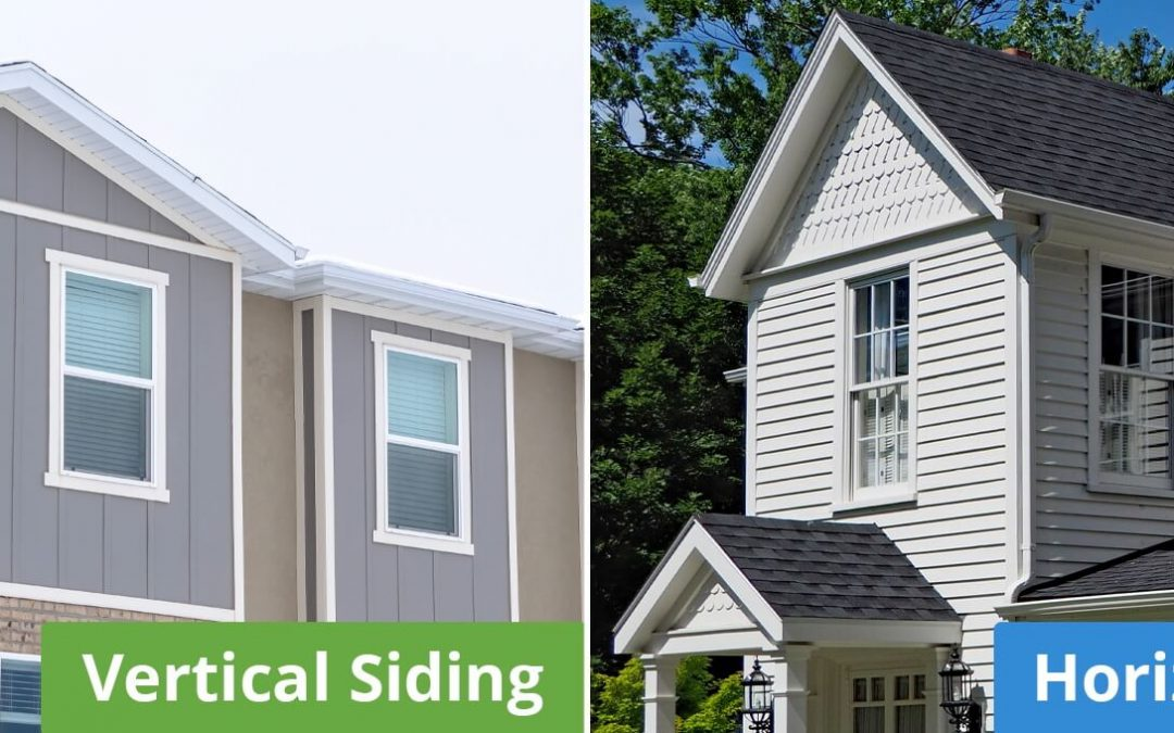 Vertical or Horizontal Siding: Choosing The Right One for Your House